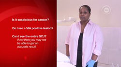 Cervical Cancer: How to conduct VIA and VILI screening tests - Skilled Healthworkers