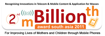 mBillionth Award South Asia 2011