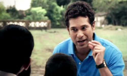 Hand Washing - Sachin Tendulkar - Hindi
