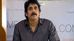 Celebrated Indian Cultural Icon, Nagarjuna Akkineni, speaks on TeachAIDS