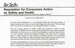 Dr. Raj K. Anand - Association for Consumers Action on Safety and Health, Mumbai, India