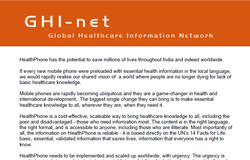 Dr. Neil Pakenham-Walsh - Global Healthcare Information Network, Oxfordshire, United Kingdom